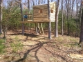 Tree Fort Made from Rough Cut Lumber from JB Sawmill